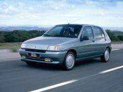 Renault Clio I Хэтчбек 5дв.