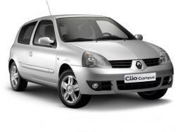 Renault Clio II Рестайлинг 2Хэтчбек 3дв.