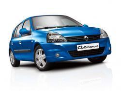 Renault Clio II Рестайлинг 2Хэтчбек 5дв.