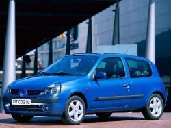 Renault Clio II Рестайлинг Хэтчбек 3дв.