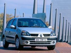 Renault Clio II Рестайлинг Хэтчбек 5дв.
