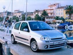 Renault Clio II Хэтчбек 3дв.
