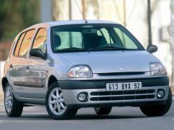 Renault Clio II Хэтчбек 5дв.