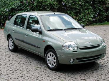 Renault Clio II Седан