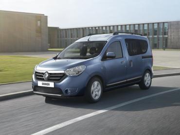 Renault Dokker 2012 н.в. Компактвэн