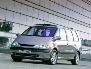 Renault Espace III Минивэн Grand