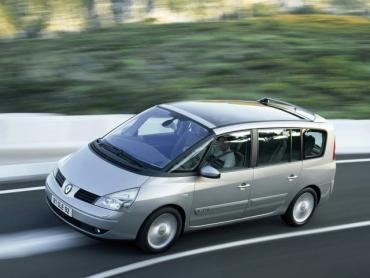 Renault Espace IV Минивэн Grand