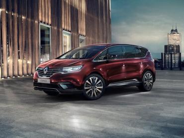 Renault Espace V рестайлинг Минивэн