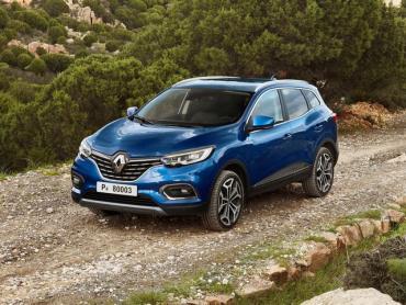 Renault Kadjar I рестайлинг Внедорожник 5 дв.