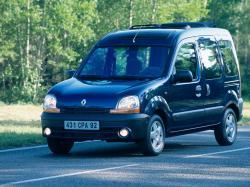 Renault Kangoo I Компактвэн
