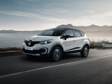 Renault Kaptur I I Внедорожник 5 дв.