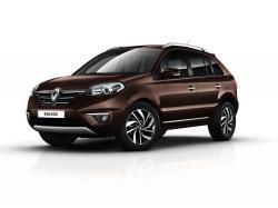 Renault Koleos I Рестайлинг 2