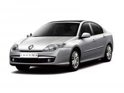 Renault Laguna III Лифтбек