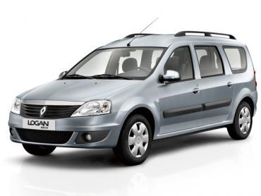 Renault Logan I рестайлинг Универсал 5 дв. MCV
