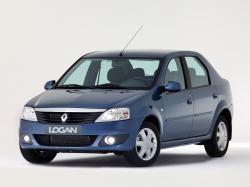 Renault Logan I Рестайлинг