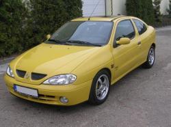Renault Megane I Рестайлинг Купе