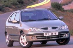 Renault Megane I Рестайлинг Хэтчбек 5дв.