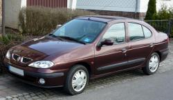 Renault Megane I Рестайлинг Седан