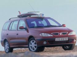 Renault Megane I Рестайлинг Универсал 5дв.