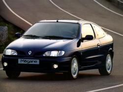 Renault Megane I Купе