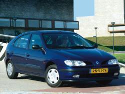 Renault Megane I Хэтчбек 5дв.
