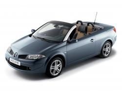 Renault Megane II Рестайлинг Кабриолет