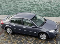 Renault Megane II Рестайлинг Седан