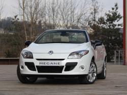 Renault Megane III Кабриолет