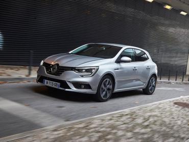 Renault Megane IV Хэтчбек 5 дв.