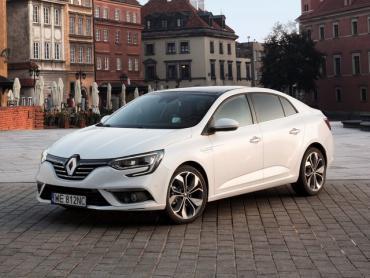Renault Megane IV Седан