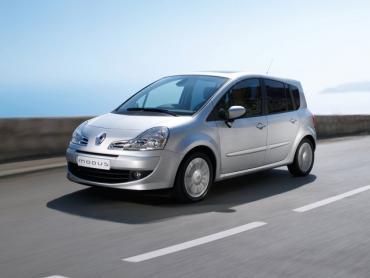 Renault Modus I Рестайлинг Компактвэн Grand
