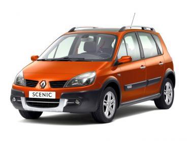 Renault Scenic II рестайлинг Компактвэн Conquest