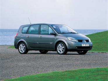 Renault Scenic II Компактвэн Grand