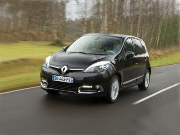 Renault Scenic III рестайлинг 2 Компактвэн