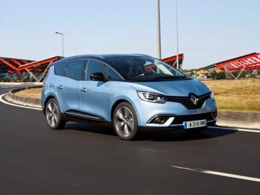 Renault Scenic IV Компактвэн Grand