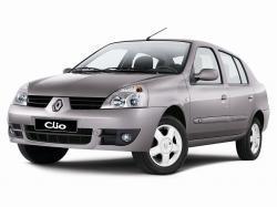 Renault Symbol I Рестайлинг 2