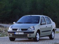 Renault Symbol I Рестайлинг