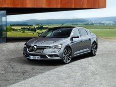 Renault Talisman Седан