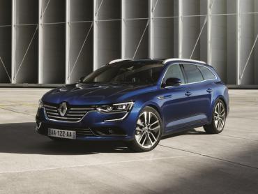 Renault Talisman 2015 н.в. Универсал 5 дв.