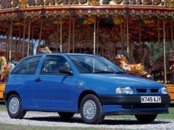 SEAT Ibiza II Хэтчбек 3дв.
