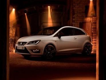 SEAT Ibiza Cupra IV Рестайлинг Хэтчбек 3 дв.