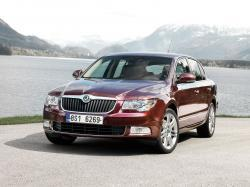 Skoda Superb II Лифтбек
