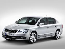 Skoda Superb II Рестайлинг Лифтбек