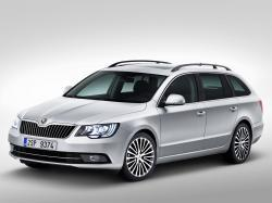 Skoda Superb II Рестайлинг Универсал 5дв.