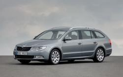 Skoda Superb II Универсал 5дв.