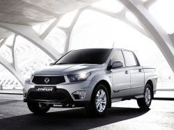 Ssang Yong Actyon Sports II