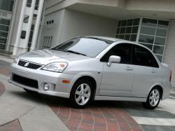 Suzuki Aerio Седан