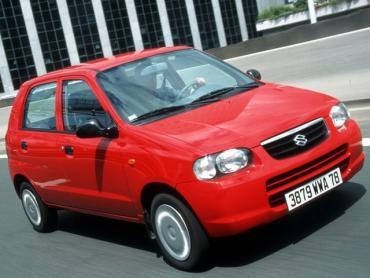 Suzuki Alto ha12 Хэтчбек 5 дв.
