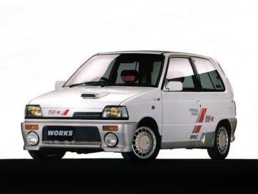 Suzuki Alto II Хэтчбек 3 дв.