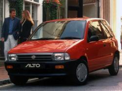 Suzuki Alto IV Хэтчбек 3дв.